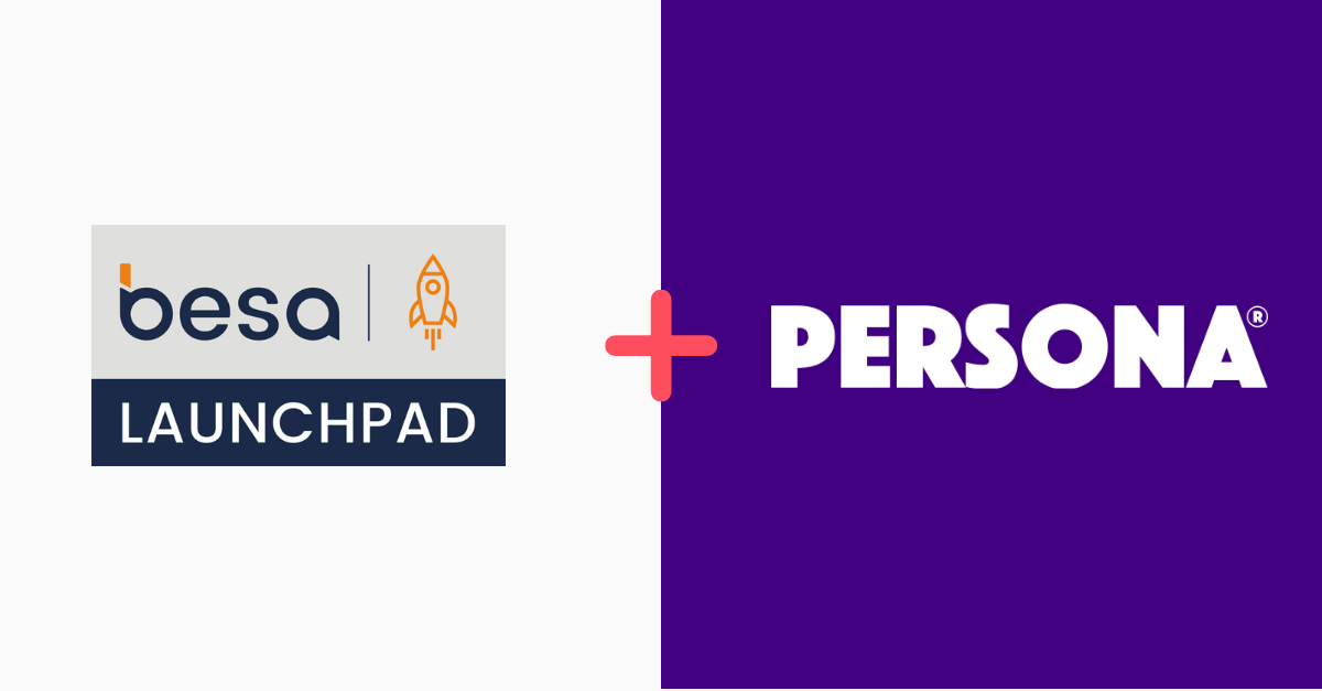 Persona Education invited to join BESA Launchpad