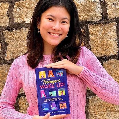 Samantha de Senna Fernandes - Student Amabassador - Persona Education